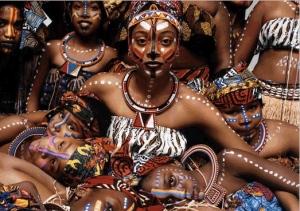 African-Dance-Class